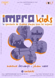 Impro-Kids 2015 p1 visuel